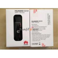 China Huawei E3131 Unlocked HSPA 3G USB Modem 21Mbps Broadband Huawei Logo on sale