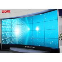55 Frameless LCD Display HDMI VGA DVI Signals 700 Nits With Samsung Panel Manufactures