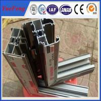 Casement aluminum extrusion windows and doors for office building Manufactures