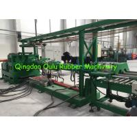 150mm 42R / Min Green Rubber Extruder Machine XJLP - 150 CE EAC Certificated Manufactures