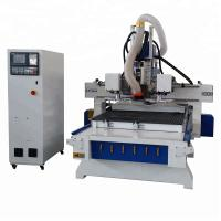 China High Speed CNC Router Wood Carving Machine , Automatic Wood Engraving Machine on sale