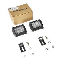 4 Inch 18W 6 Cree LED Work Cube Light Bar Spot Beam Offroad Driving Fog Light Manufactures