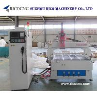Automatic Tool Changer Cnc Router Signs Making Machine Cnc Engraving Tool Cnc Wall Panels Atc1212ad Manufactures