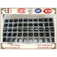 ZG1Cr18Ni9Ti Heat-resistant Steel Casting Parts for Furnaces EB3006 Manufactures