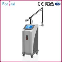 China ablative fractional laser resurfacing co2 laser engraver used machine on sale