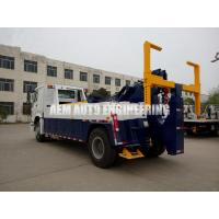 13 ton road recovery tow truck wrecker Manufactures