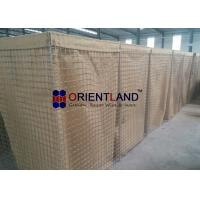 China Force Protection Hesco Gabion Metal Wall Barrier Secure & Reliable Performance on sale