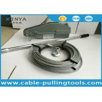 1.6T Tirfor Cable Pulling Tools Wire Rope Winch Manufactures
