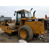 China Road Construction Machinery Roller Road Machine , CS-583C Cat Road Roller on sale