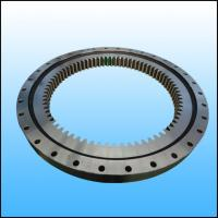 bottle blowing machine slewing bearing, slewing ring used for Blow Moulding Machine, turntable bearing Manufactures