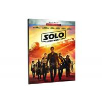 Solo A Star Wars Story Blu-ray Movie DVD Action Advemture Thrillers Sci-fi Series Film Blu-ray DVD Manufactures