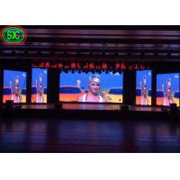 Multi Function Video Audio P3.91  P4.81 Cabinet 500x500mm stage Use Rental High Definition Led Display Manufactures