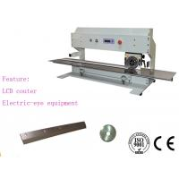 PCB Depaneler With Circular And Linear Blades For PCB Cutting Machine Manufactures