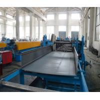 China 5 Tons Decoiler Cable Tray Roll Forming Machine Width 1250mm Roll Forming Machinery on sale