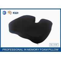 Anti - Haemorrhoid Memory Foam Chair Cushion with Soft and air ventilate Fabric Manufactures