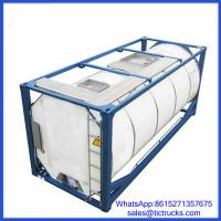 China Portable iso Tank Container   20 feet LNG tank   WhatsApp:8615271357675  Skype:tomsongking on sale