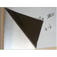 Quality 20 Gauge Stainless Steel Sheet 304 Stainless Steel Plate Protection 180 Grit for sale