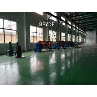 High Precision Double Twist Buncher Cable / Wire Strander Machine 188~419r /Min Speed Manufactures