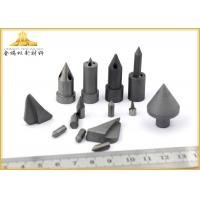Anti - Skid Stud Tungsten Carbide Pins Silver Gray For Window Breaker