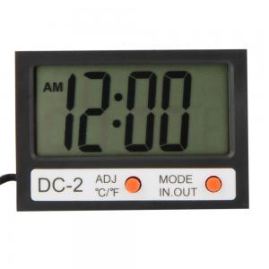 China Indoor Outdoor Mini LCD Digital Thermometer Temperature sensor Meter on sale