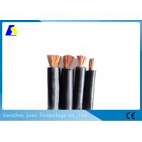 Rubber / PVC Sheath Welding Machine Cable Flexible Arc Welder Leads Double Insulated Manufactures