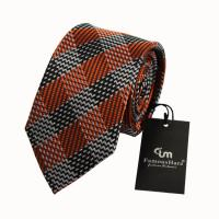 China Woven Silk Necktie For New Season on sale
