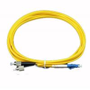 High Quality Fiber Optic Cable Single Mode FC-LC , Duplex ( SM DX ) Manufactures