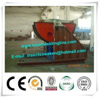 Quality Professional 10T Tilt Rotary Weld Positioner , Automatic Welding Manipulator for sale