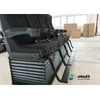 4D Cinema System 4D Movie Theater , Special Effect Motion Chair Voltage 220 / 380 V Manufactures