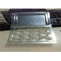 Popular Recyclable Plastic Quail Egg Trays Small Package , 6-30 Cells Hole Manufactures