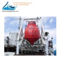 China 6.7 Meters Free Fall Lifeboats 33 Persons and Rescue Boat 6 Persons For Sale CCS Certificate on sale