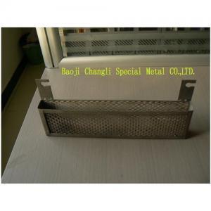 China Titanium  Mesh Basket on sale