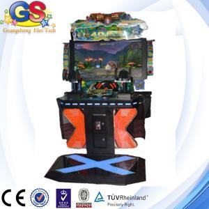 2014 3d video simulator shooting game machine , gun shooting simulator game machine Manufactures
