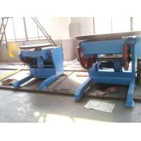 Horizontal Pipe Welding Positioners With VFD Remote Control , 360° Rotating Manufactures