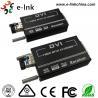 Buy cheap Mini 4K * 2K DVI Fiber Transceiver  SM10-80KM  Default 1.4km , EDID Support, 1 SFP + Port from wholesalers