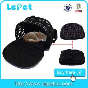 China Pet Carrier Dog Cat Travel Bag Comfort Travel Tote Bag For Pets pet carrier airline on sale