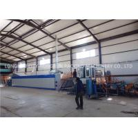 Diesel Fuel Egg Tray Production Line Pulp Moulding Machine 50HZ Manufactures