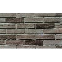 Durable Faux Brick , Faux Stone Wall Panels Mixed Color For Wall Decoration Manufactures