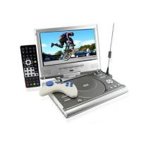 7 inches Portable DVD Player + DVB-T Player and Recorder Manufactures