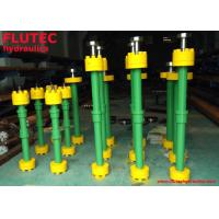 Stainless Steel Hydraulic Cylinder Custom Rod Bore120/60x960 For Marine Equipments Manufactures