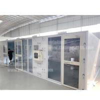 China Hard wall Modular Clean room on sale