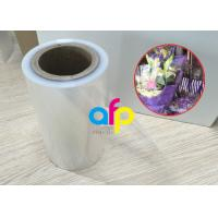 40 Mic Matte / Glossy Flexible Packaging Film For Flower Eco Friendly Material Manufactures