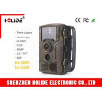 Wildlife Trail Hunting Camera Full HD Night Version 16MP 1080P IR Trail Type Manufactures