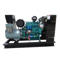 Deutz CE ISO Approved Weichai Diesel Generator Set 100kw / 125kva Water Cooling Manufactures