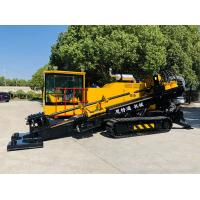 Large Torsion HDD Drilling Machine Directional Drilling Machine 450KN Pullback Force Manufactures