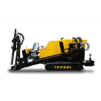 Yellow And Black HDD Drilling Machine For Underground Pipeline Laying Manufactures