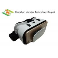 Immersive Vr Glasses Virtual Reality Headset For 4.7 - 6 Inch IOS Or Android Smartphones Manufactures