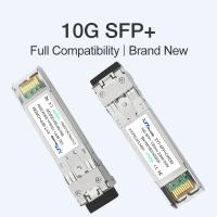 Buy cheap Juniper Compatible SFP Transceiver Module 10G 1310nm CWDM SFP+ 10km DOM from wholesalers