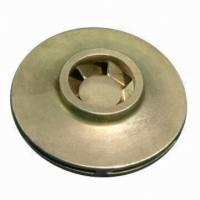 Brass Copper Bronze , Stainless Steel water pump Impeller in Plastic Copper Iron Manufactures