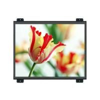 17inch High Resolution Open Frame CCTV LCD Monitor VESA Wall Mount Manufactures